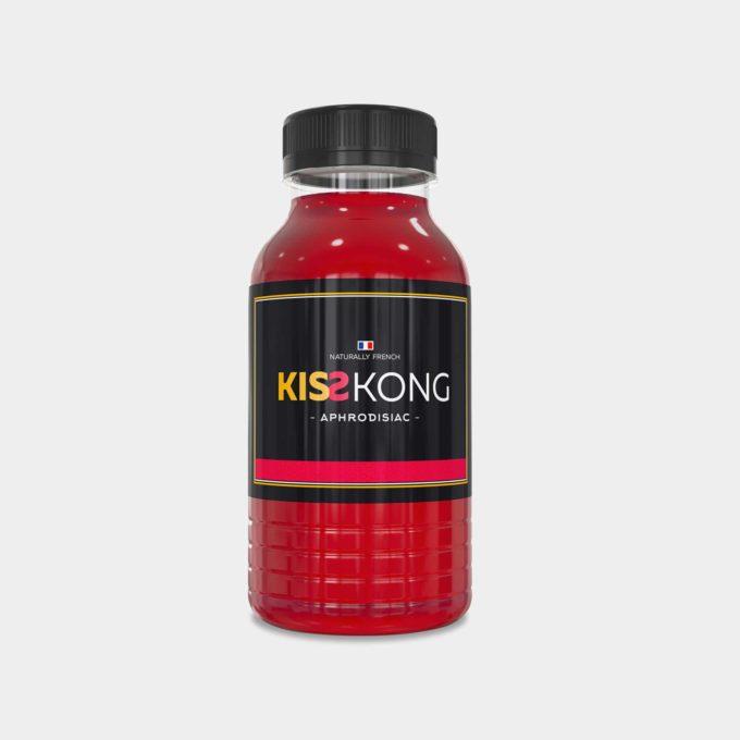 Kiss Kong aphrodisiaque viagra homme