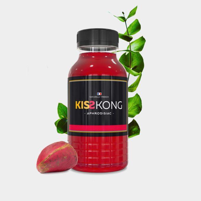 Kiss Kong aphrodisiaque cialis homme