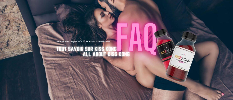 Comment utiliser KISS KONG